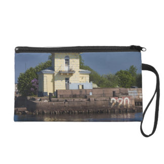 Czar Peter the Greats Naval fortress town Wristlet Clutches