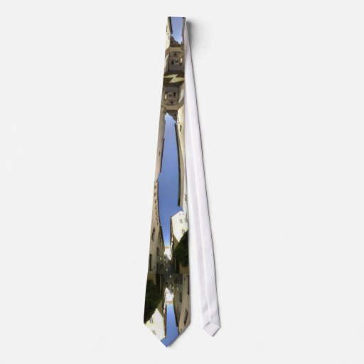 Czech Alley Mirrored Tie