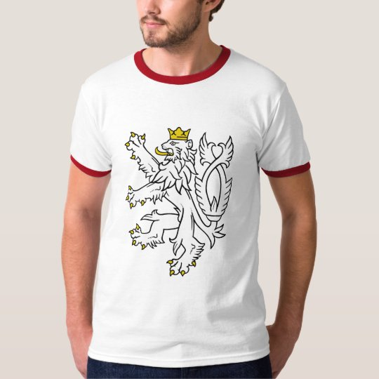 Czech Bohemian Lion T-Shirt