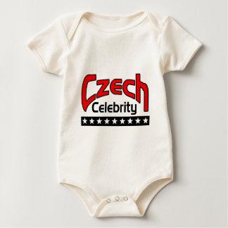 Czech Celebrity Baby Bodysuit