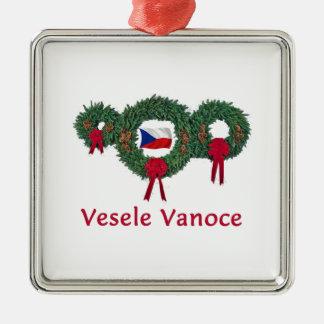 Czech Christmas 2 Christmas Ornament