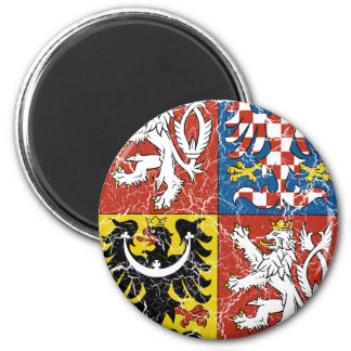 Czech Coat Of Arms Magnet