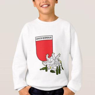 Czech Emblem w/ Lion Sweatshirt
