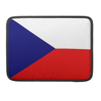 Czech Flag Macbook Pro Flap Sleeve MacBook Pro Sleeves