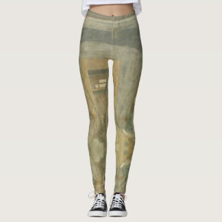 Czech Fresco Yoga Pants