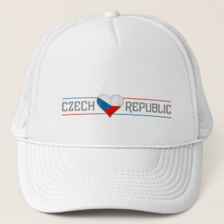 CZECH hat - choose color