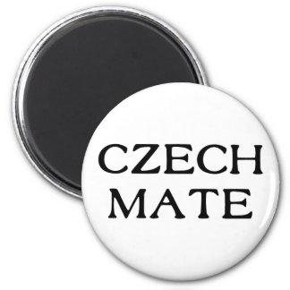 Czech Mate 6 Cm Round Magnet