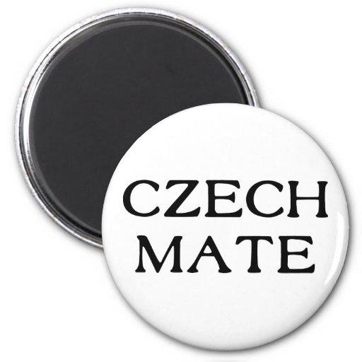Czech Mate Fridge Magnets