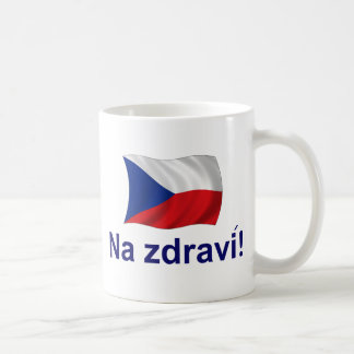 Czech Na jdravi! Coffee Mug