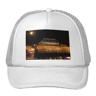 Czech National Theatre Hat