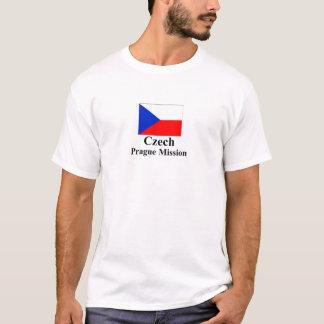 Czech Prague Mission T-Shirt