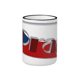 Czech Republic 3D+H Mug