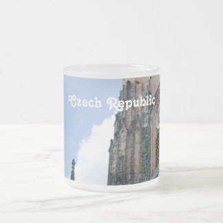 Czech Republic Architecture Coffee Mugs