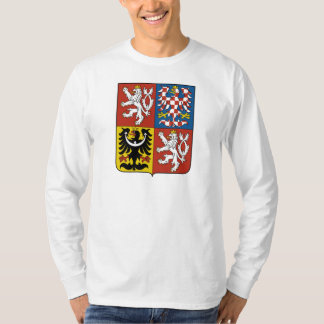 Czech Republic Coat of arms CZ T-Shirt