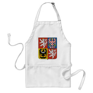 Czech Republic coat of arms Standard Apron