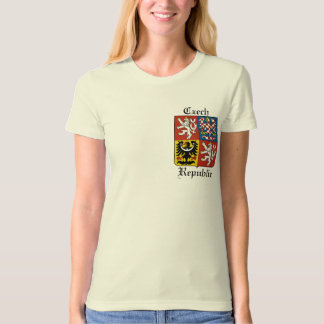 Czech Republic Coat of Arms T-Shirt