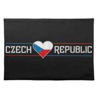 Czech Republic custom placemat
