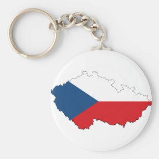 Czech Republic CZ Key Ring