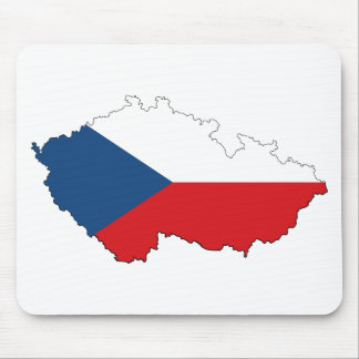 Czech Republic CZ Mouse Mat