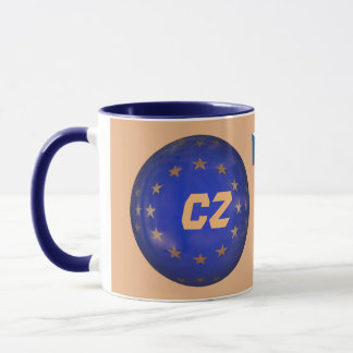 Czech Republic E.U. Mug