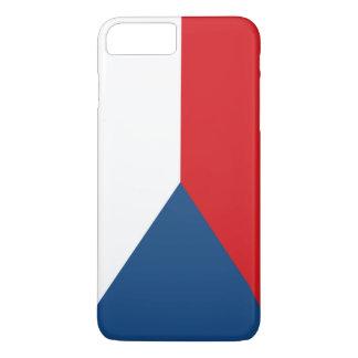 Czech Republic Flag iPhone 8 Plus/7 Plus Case