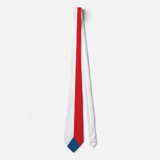 Czech Republic Flag Tie