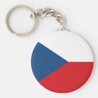 czech republic key ring