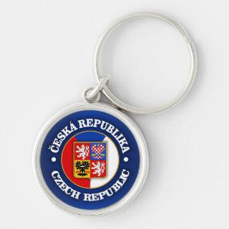 Czech Republic Key Ring