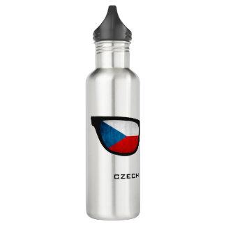 Czech Republic Shades custom water bottles