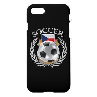 Czech Republic Soccer 2016 Fan Gear iPhone 7 Case
