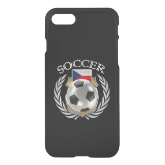 Czech Republic Soccer 2016 Fan Gear iPhone 7 Case
