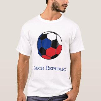 Czech Republic World Cup Soccer T-Shirt