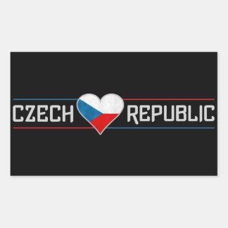 CZECH stickers