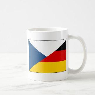 czechgermany coffee mug