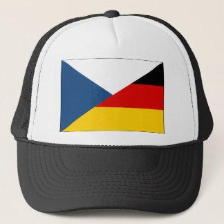 czechgermany trucker hat