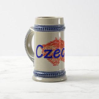 Czechia / Czech Republic Beer Stein
