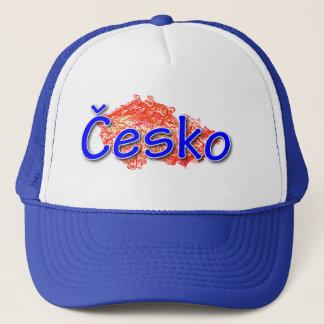 Czechia / Czech Republic Trucker Hat