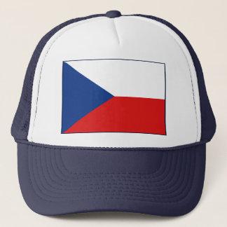 Czechia Flag Hat