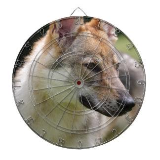 Czechoslovakian Wolfdog Dartboard