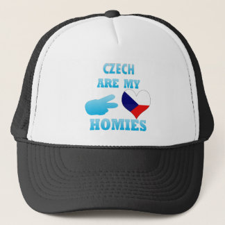 Czechs are my Homies Trucker Hat
