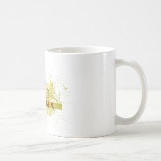 Czilla Basic White Mug