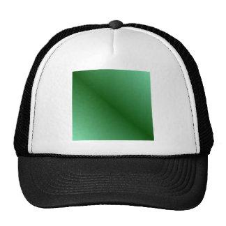 D1 Bi-Linear Gradient - Light Green and Dark Green Cap