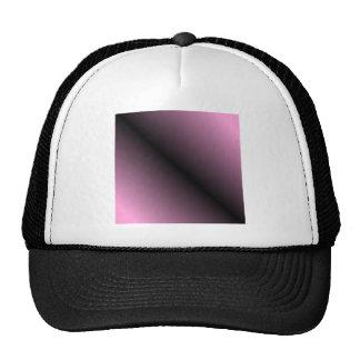 D1 Bi-Linear Gradient - Pink and Black Cap