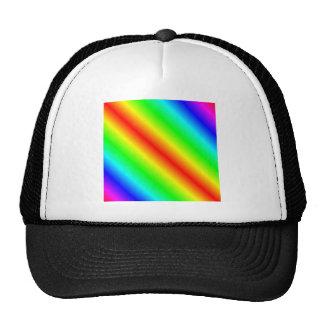 D1 Bi-Linear Gradient - Rainbow Hat