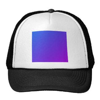 D1 Linear Gradient - Blue to Violet Trucker Hat