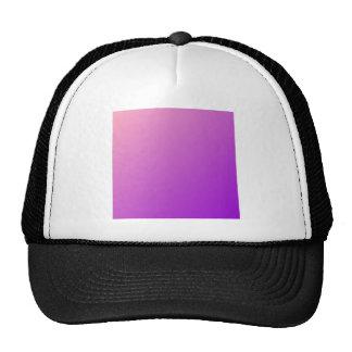 D1 Linear Gradient - Pink to Violet Hat
