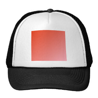 D1 Linear Gradient - Red to Pink Cap