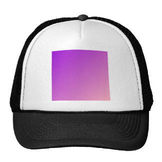 D1 Linear Gradient - Violet to Pink Mesh Hats