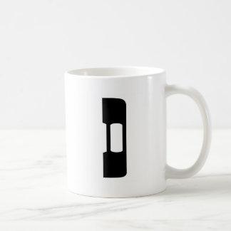 D1 COFFEE MUG