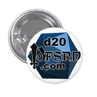 d20pfsrd.com pins. 3 cm round badge